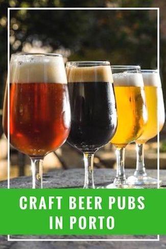 craft beer pubs porto