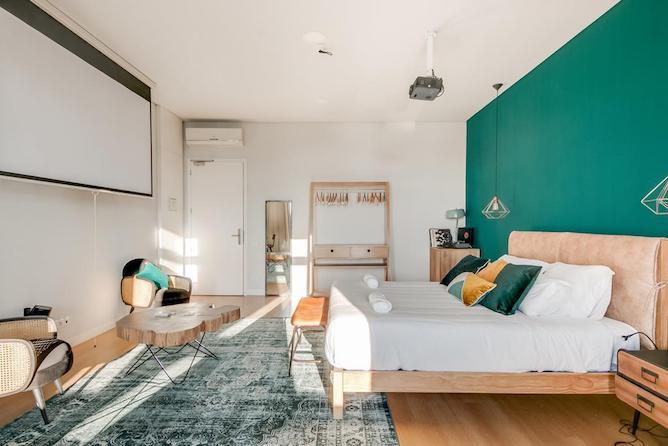 selina quarto duplo melhores hoteis porto portugal