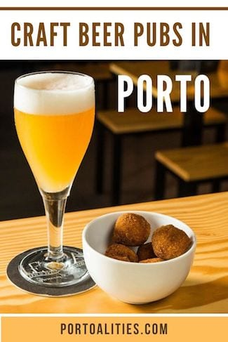 where drink craft beer porto
