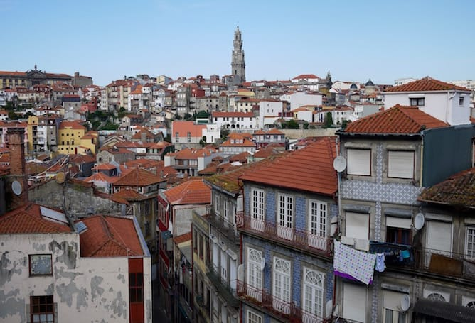 where to stay porto se neighborhood