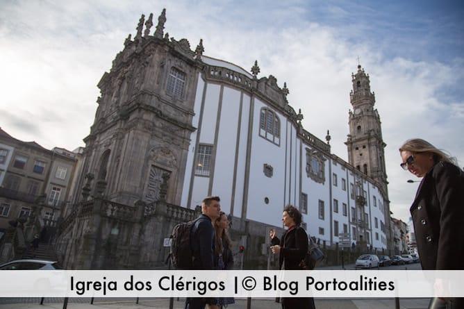 most beautiful churches porto clerigos