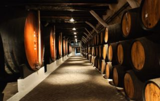 best port wine lodges porto