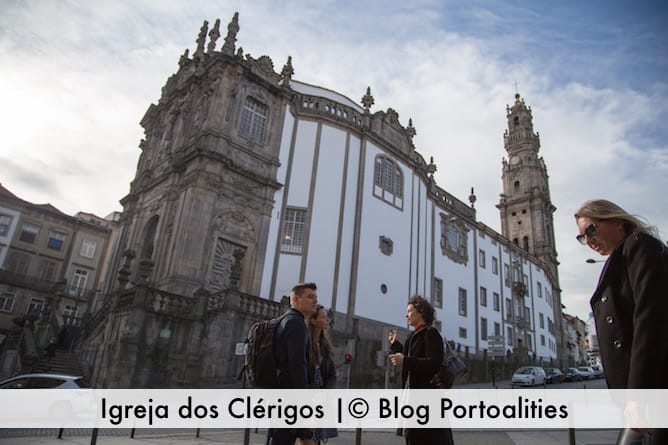 most beautiful churches porto clerigos