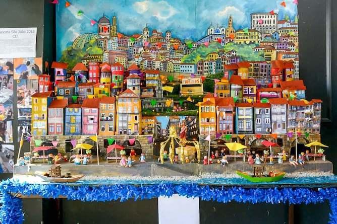 figurines cascatas sao joao porto