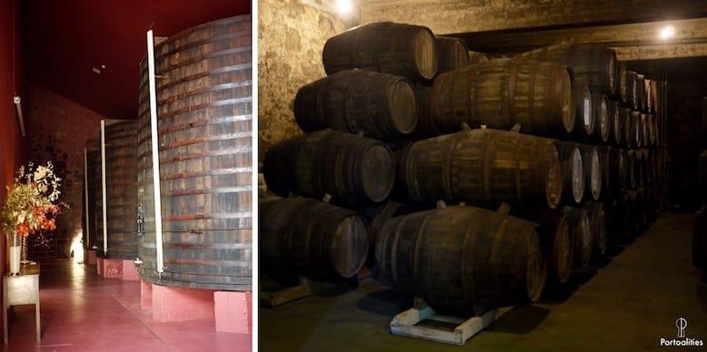 melhores caves vinho porto churchills