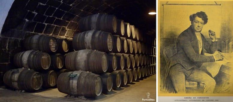 melhores caves vinho porto offley