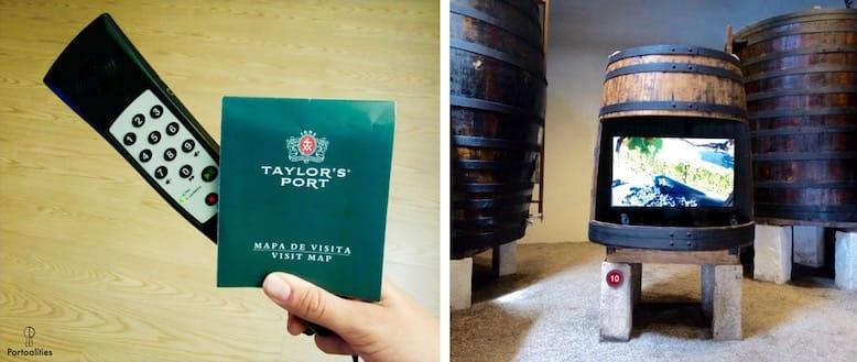 melhores caves vinho porto taylors