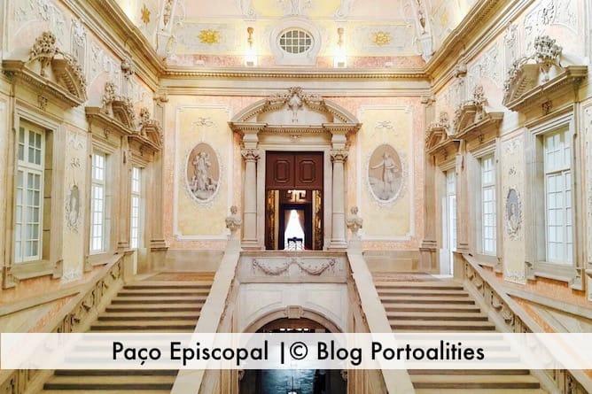 6 igrejas bonitas porto paco episcopal