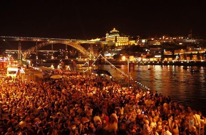 what to do São João festival porto