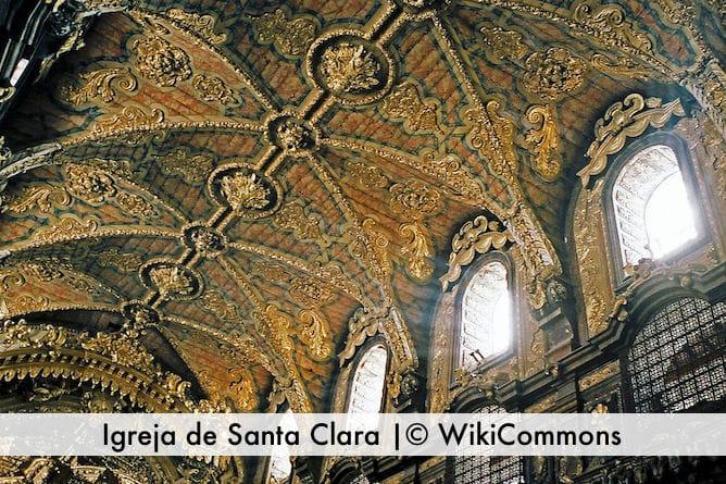 most beautiful churches porto church santa clara
