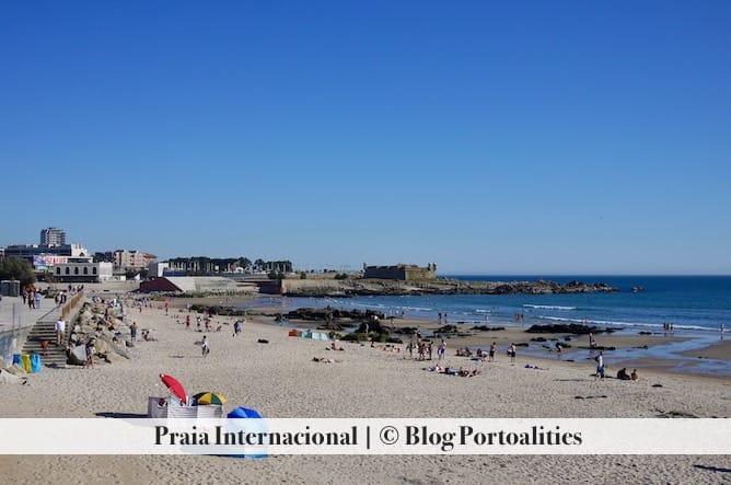 praia porto matosinhos internacional