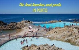 best beaches in porto