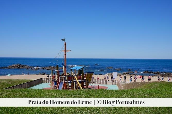 beaches in porto homem do leme