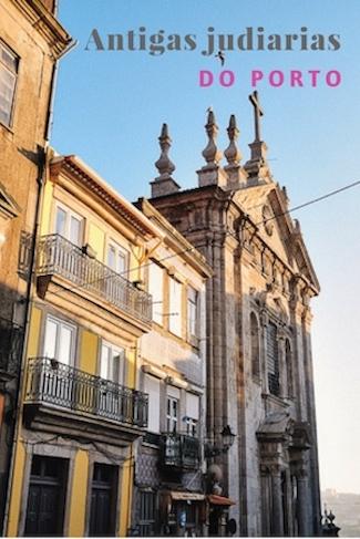 antigas judiarias porto portugal