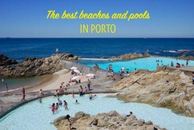 best beaches swimming pools porto leça palmeira mares pool