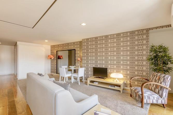 casa portela huge living room