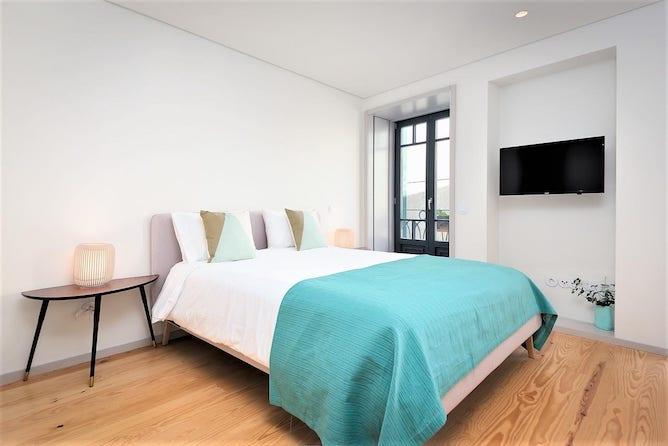 double bedroom bom jardim apartments porto