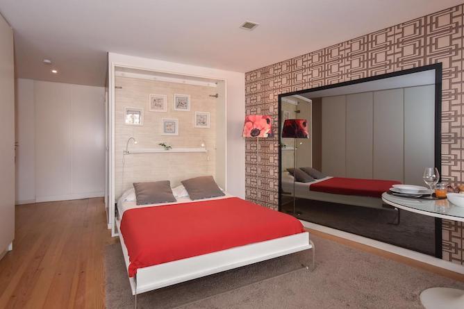 double bedroom casa portela