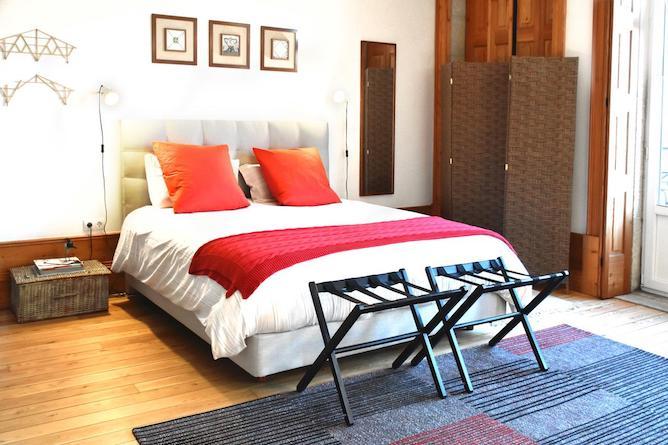 double bedroom fontainhas best family hotels porto