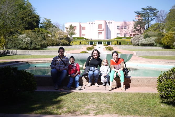family tour porto