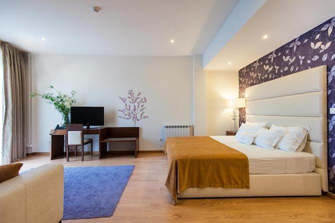 melhores hoteis familias porto flores village spa