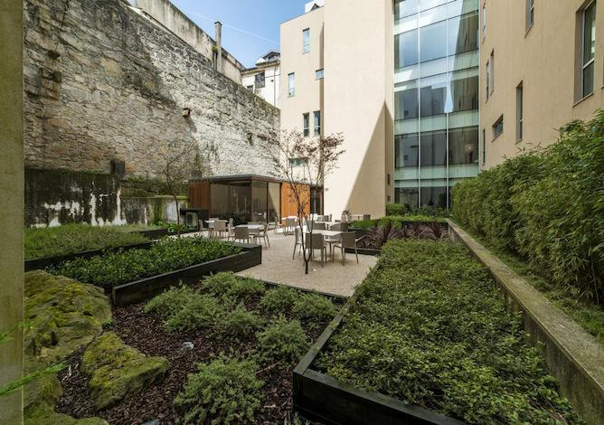 garden moov family hotels porto
