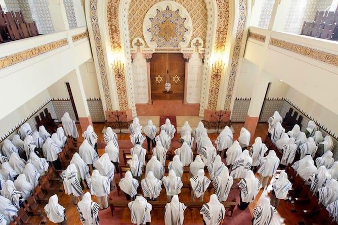 kadoorie synagogue porto ceremony