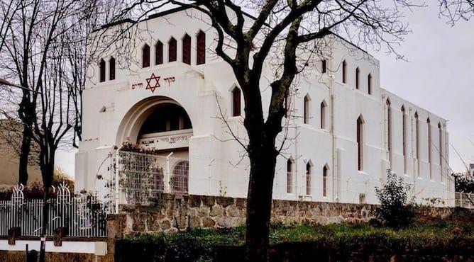kadoorie synagogue porto