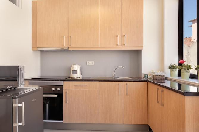 kitchen fabrica lux apartments