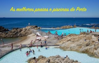 melhores praias piscinas porto leça palmeira piscina mares