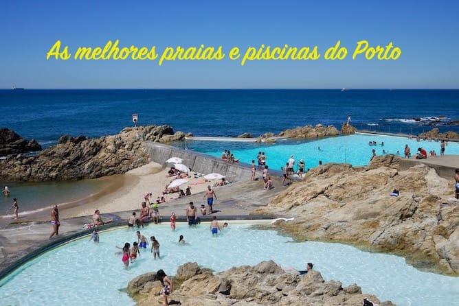 As melhores praias e piscinas no porto portoalities for Piscinas oporto