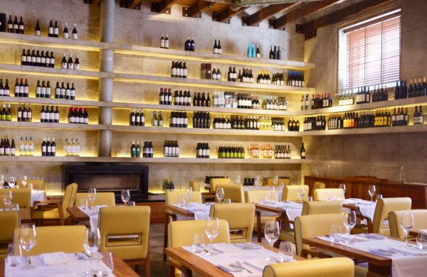 oficina restaurant porto intimate room