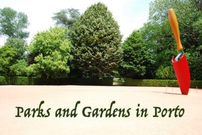parks gardens porto