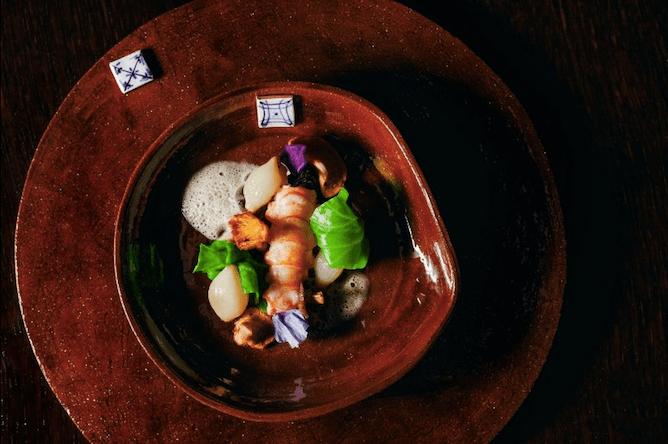 prato marisco paparico restaurante porto