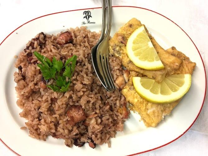 restaurant casa aleixo porto fish