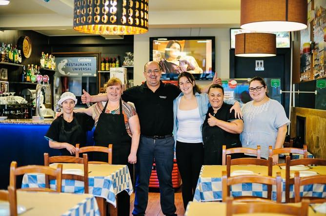 restaurant universal porto cooks
