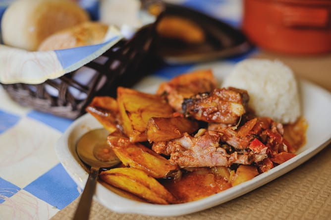 restaurant universal porto codfish