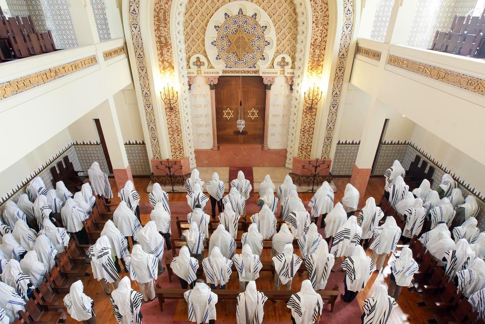 sinagoga porto cerimonia