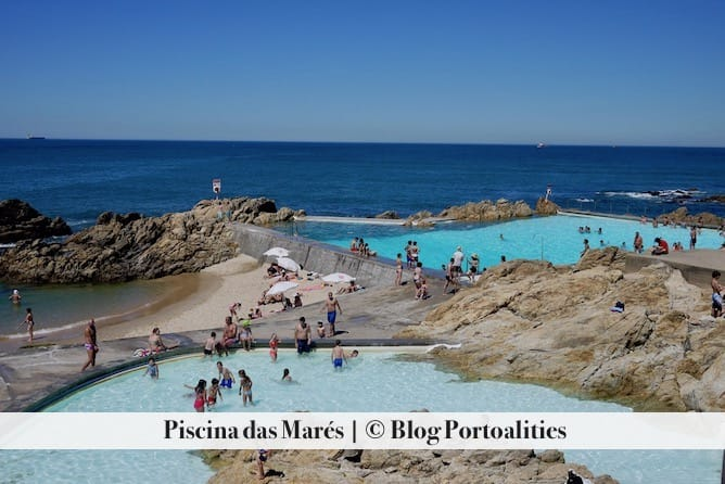 The best beaches in porto and swimming pools portoalities for Piscine porto portugal