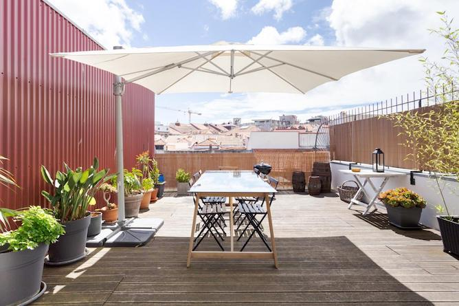 terraco incrivel apartamento porto
