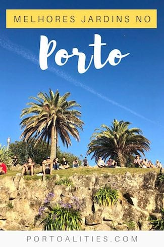 top parques jardins porto