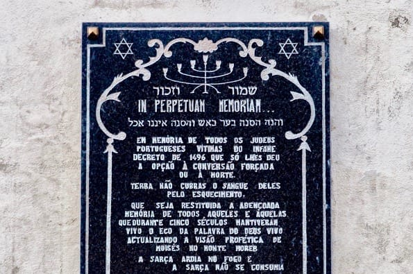 tour judaico porto