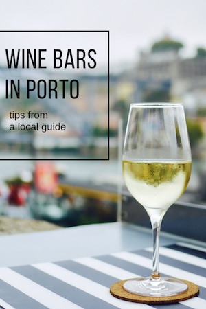 best wine bars porto