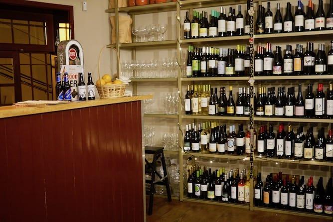 capela incomum bar porto vinhos venda