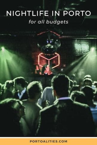 guide to nightlife in porto for all budgets