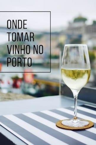 onde tomar vinho porto portugal melhores bares