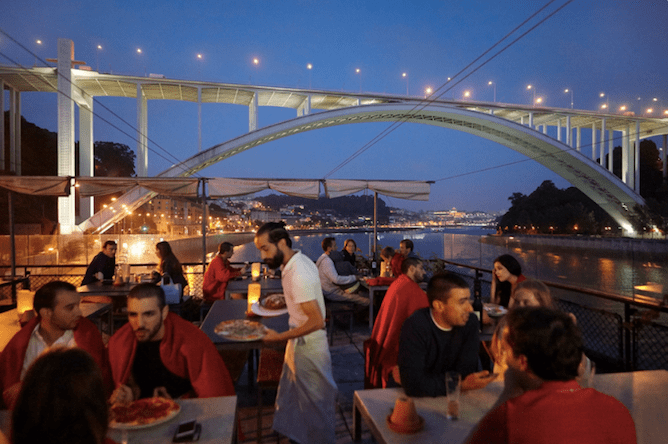 best pizzaria porto