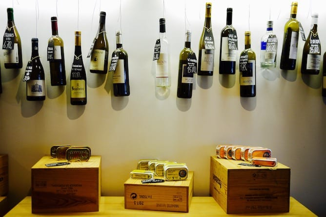 wine quay bar porto wines to sell