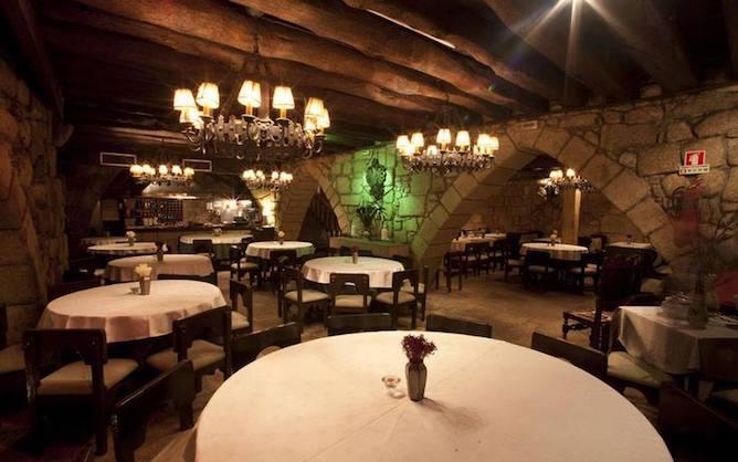 sala jantar restaurante mal cozinhado