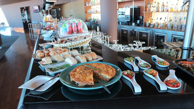 brunch buffet porto
